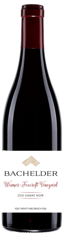 Gamay Wismer Foxcroft 2016