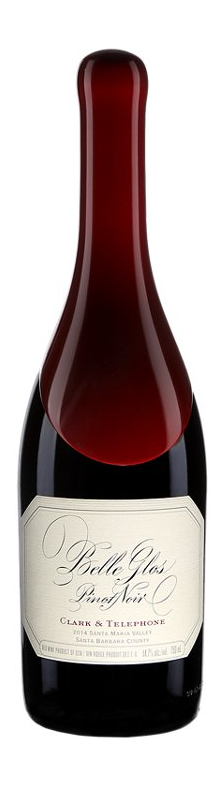 Belle Glos Pinot Noir Clark & Telephone Vineyard 2015