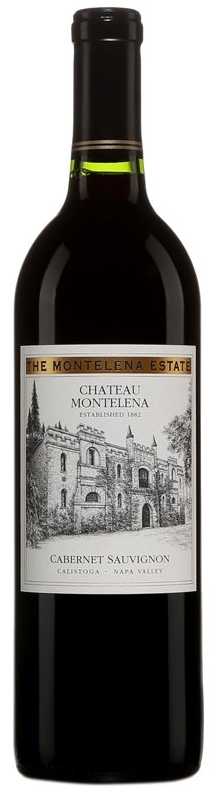 The Montelena Estate Cabernet-Sauvignon 2015