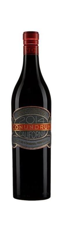 Conundrum Red 2015
