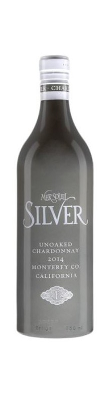 Silver Unoaked Chardonnay Santa Lucia Highlands 2015